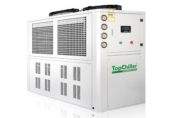 Portable Air Cooled Chiller-3