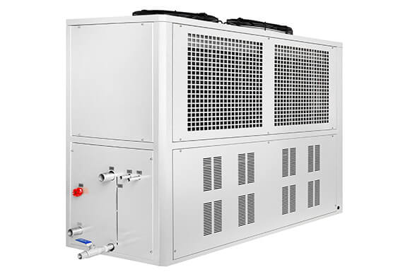 Portable Air Cooled Chiller-6