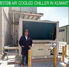 120HP AIR COOLED CHILLER IN KUWAIT