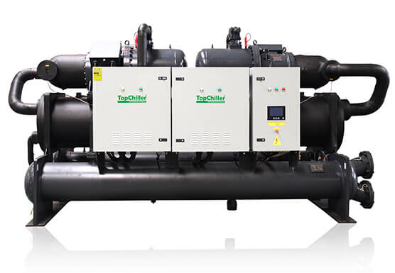 Water Cooled Screw Chiller Manufacturer And Supplier China-TopChiller