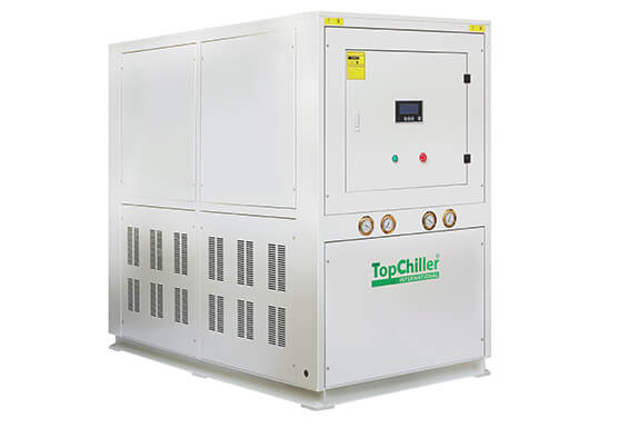 Chiller and Cooling Tower