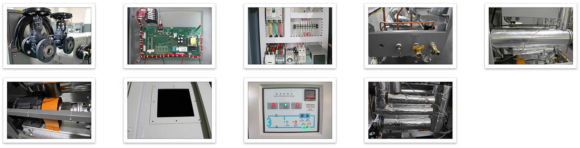 Mold Temperature Controller main parts