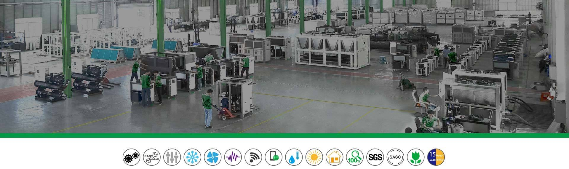 Water Chiller Application