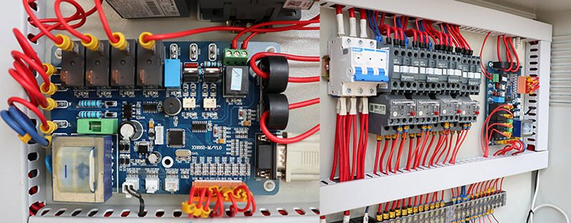 Chiller Temperature controller