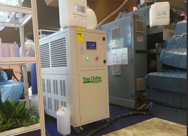 water chiller for blowing molding machine