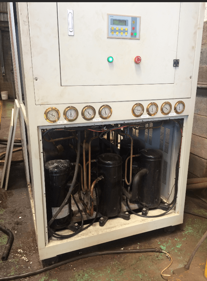 water chiller maintenance
