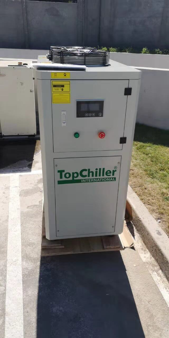Air Chiller Outdoor Installation