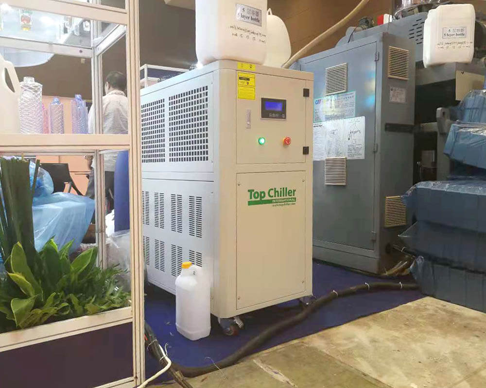 Industrial chiller for Thermal forming