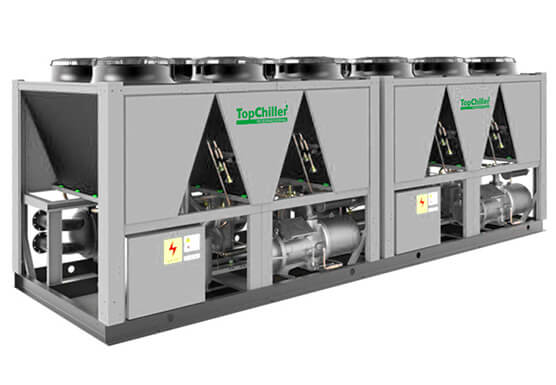 Air Cooled Screw Chiller