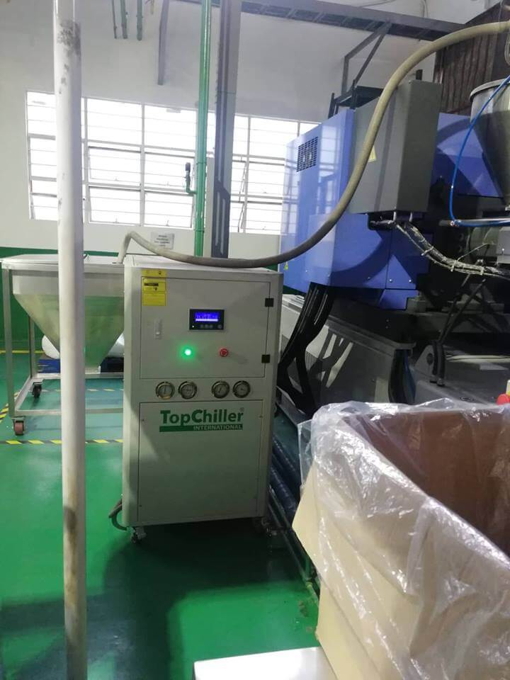 water chiller for injection molding machine