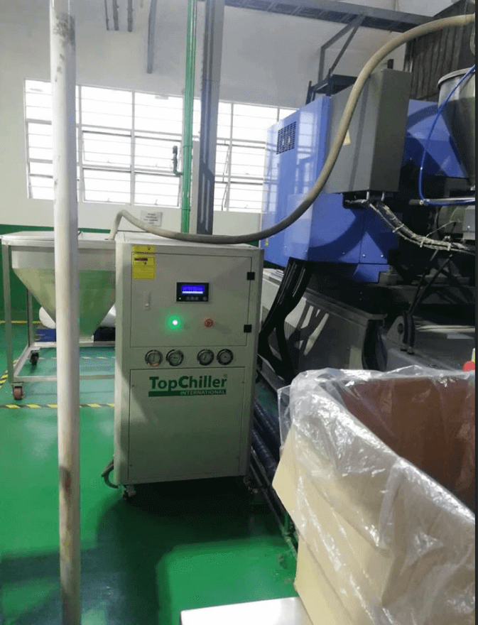 Industrial-chiller-for-injection-molding-machine