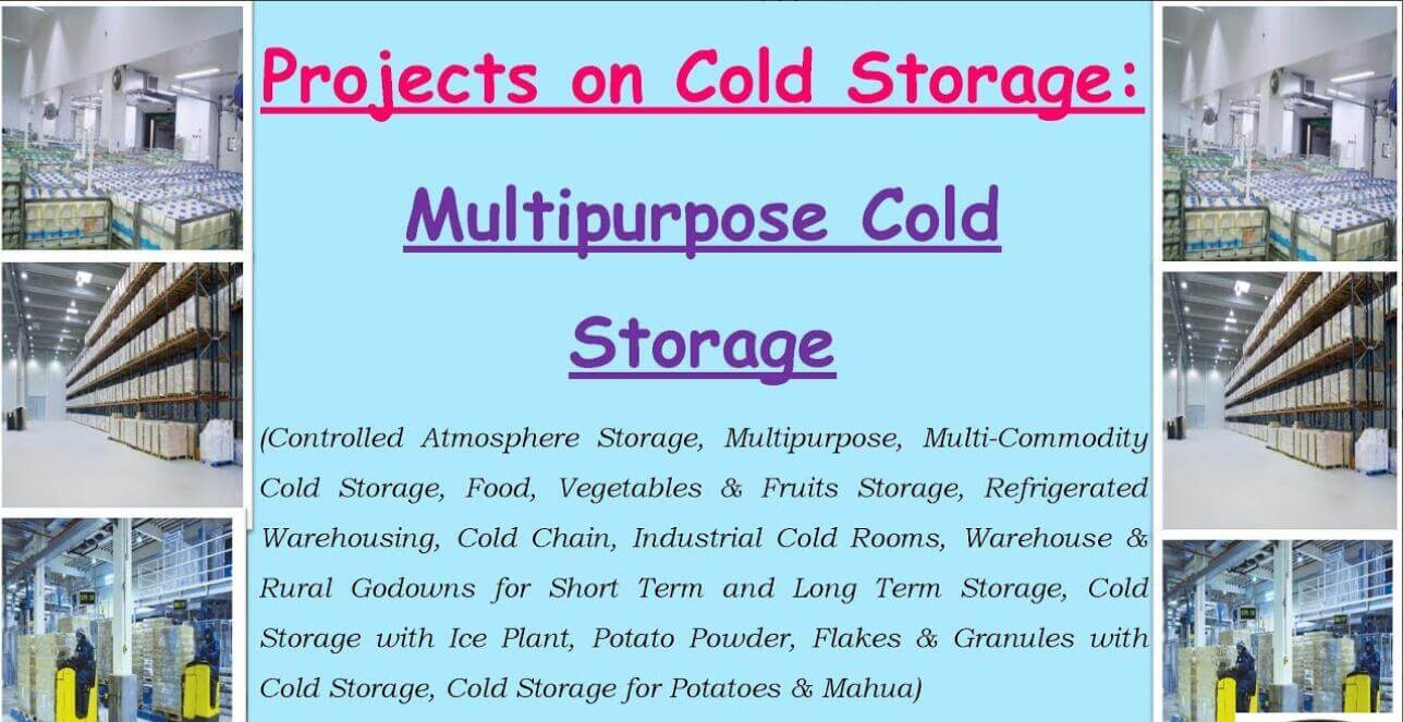 cold storage projects
