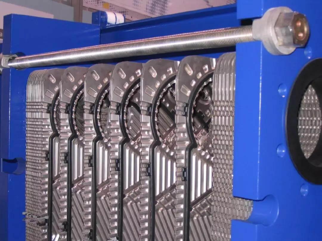 industrial chiller temperature controller