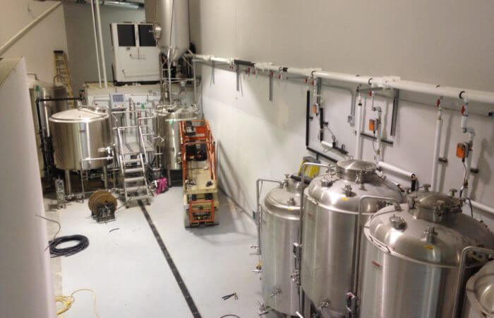 Glycol Chiller For Breweries